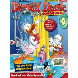 Donald Duck Aquaduck 1e druk 2014