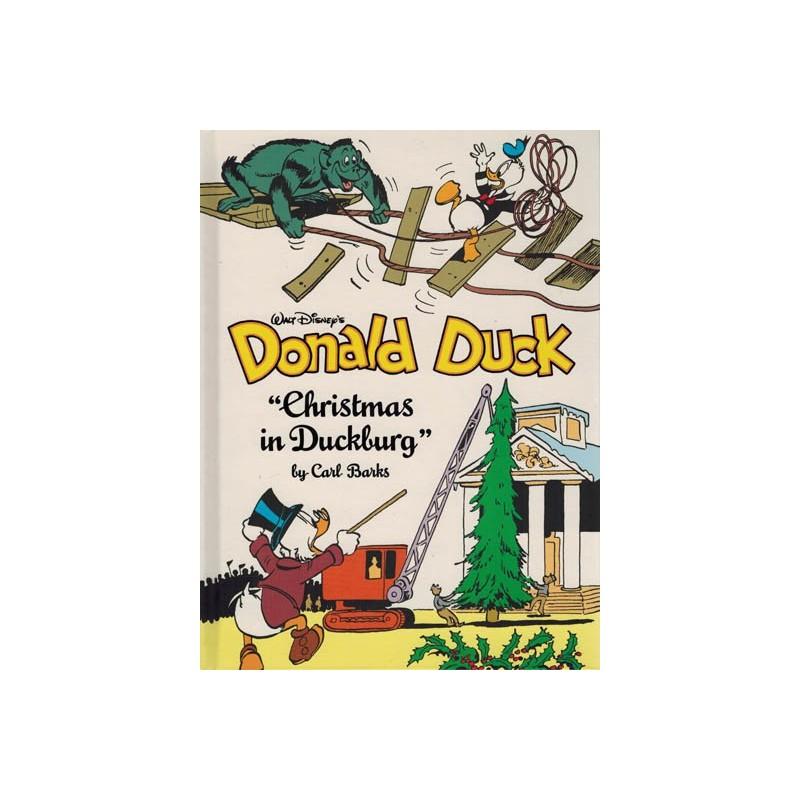 Donald Duck  Carl Barks Library 21 HC Christmas in Duckburg