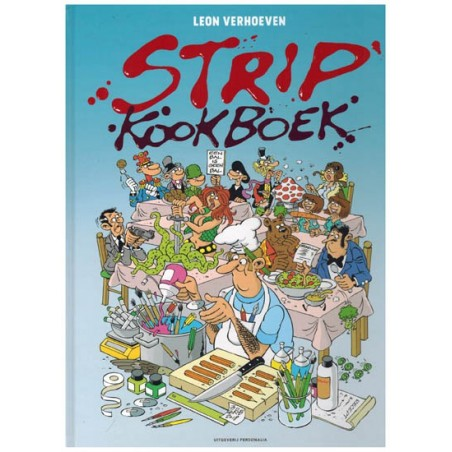Strip Kookboek HC