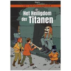 Rariteitenkabinet HC 01 Het heiligdom der Titanen