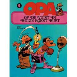 Opa 04 Op de vuist in Huize Roest rust 1e druk 1981