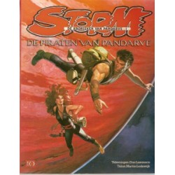 Storm 10 De piraten van Pandarve 1e druk 1983