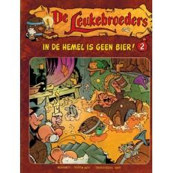 Leukebroeders 02 In de hemel is geen bier! 1e druk 1981