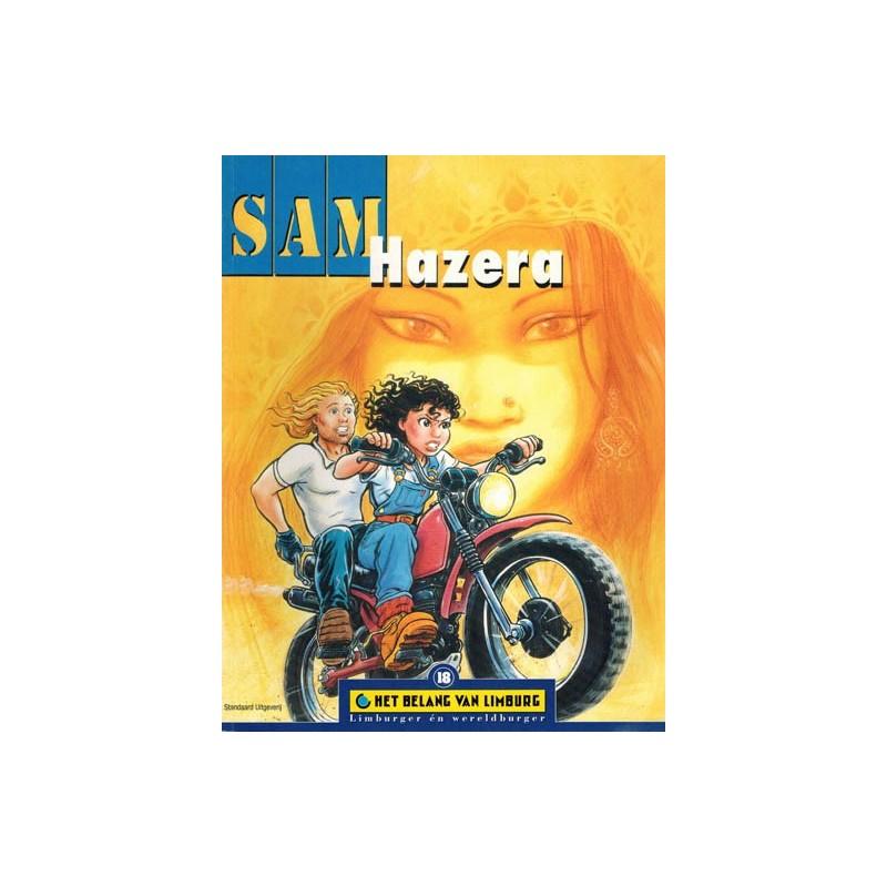 Sam reclame-album Hazera Het belang van Limburg 1999