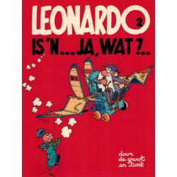 Leonardo 02 Is 'n... ja, wat?.. 1e druk 1978