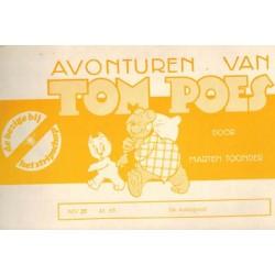 Tom Poes Stripschap 25 De watergeest 1e druk 1977 41-85