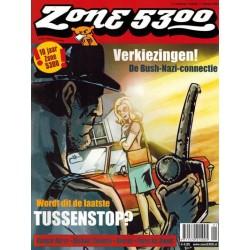 Zone 5300 11e jaargang nummer 1 Verkiezingen! 1e druk 2004