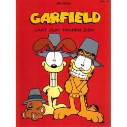 Garfield 077 Laat zijn tanden zien 1e druk 2005