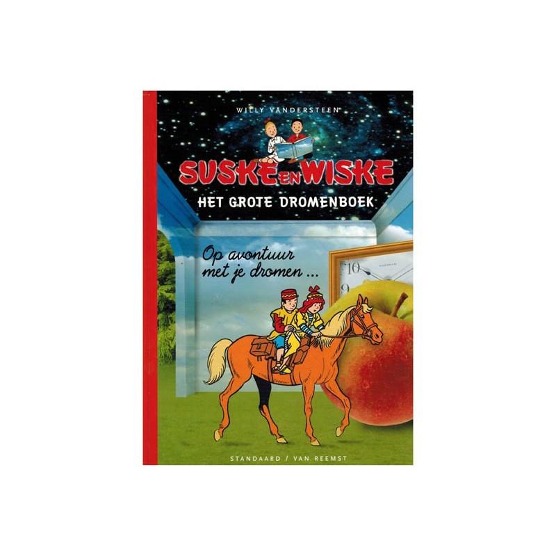 Suske & Wiske reclamealbum Het grote dromenboek HC 1e druk 2001