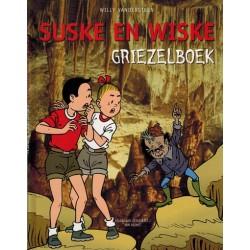 Suske & Wiske reclamealbum Griezelboek HC 1e druk 2001