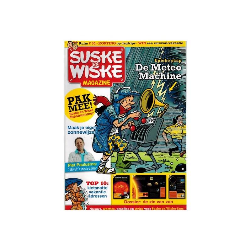 Suske & Wiske Magazine 01 1e druk 2010