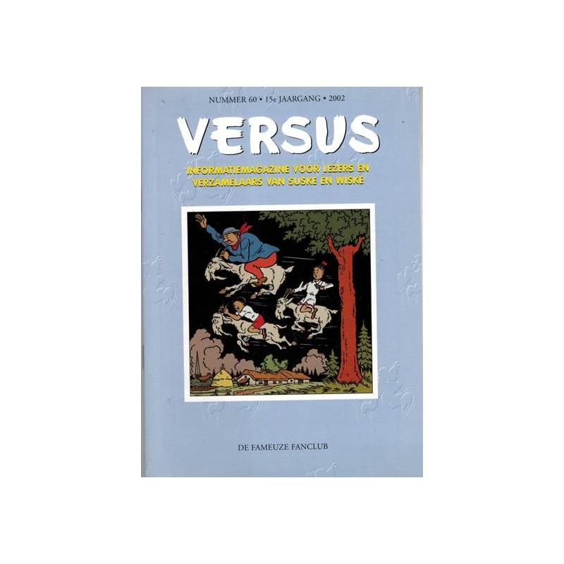 Versus 60 1e druk 2002