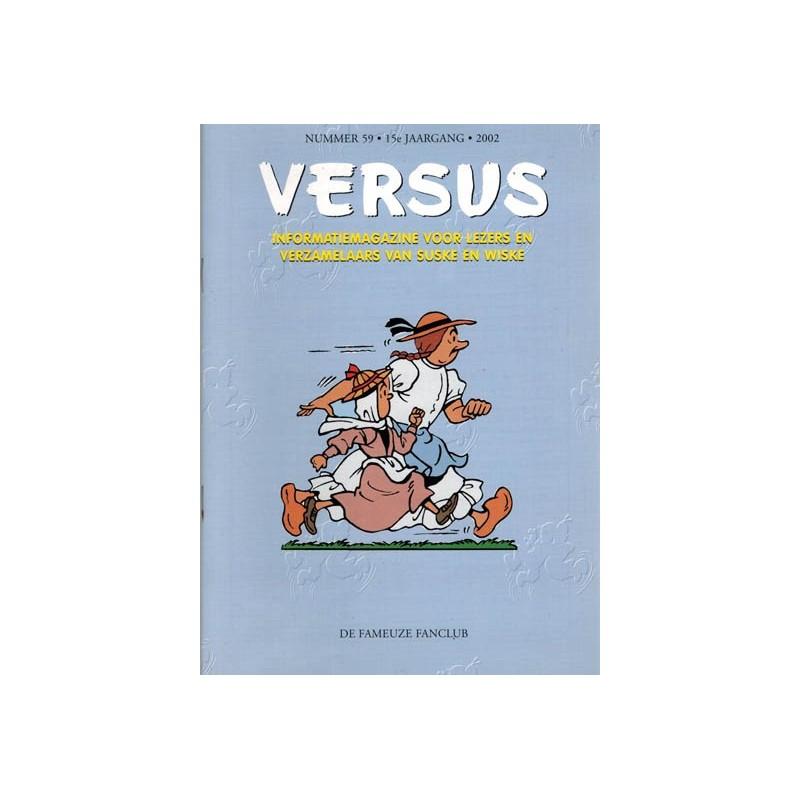 Versus 59 1e druk 2002