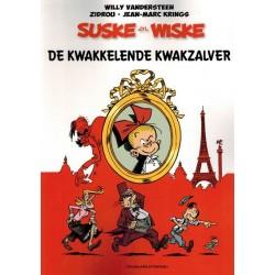 Suske & Wiske    Oneshot 03 De kwakkelende kwakzalver (naar Willy Vandersteen)