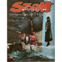 Storm 16 Vandaahl de verderver 1e druk 1987
