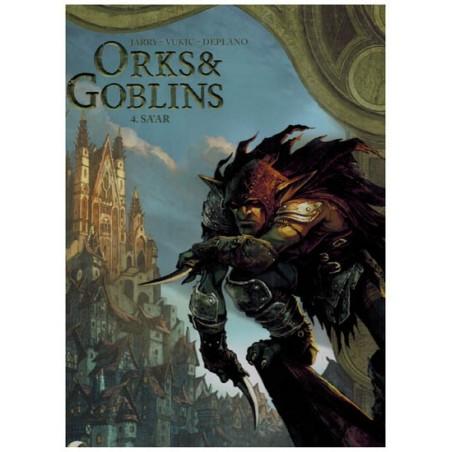 Orks & goblins HC 04 Sa'ar