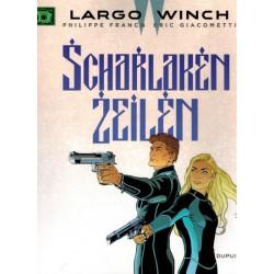 Largo Winch  HC 22 Scharlaken zeilen