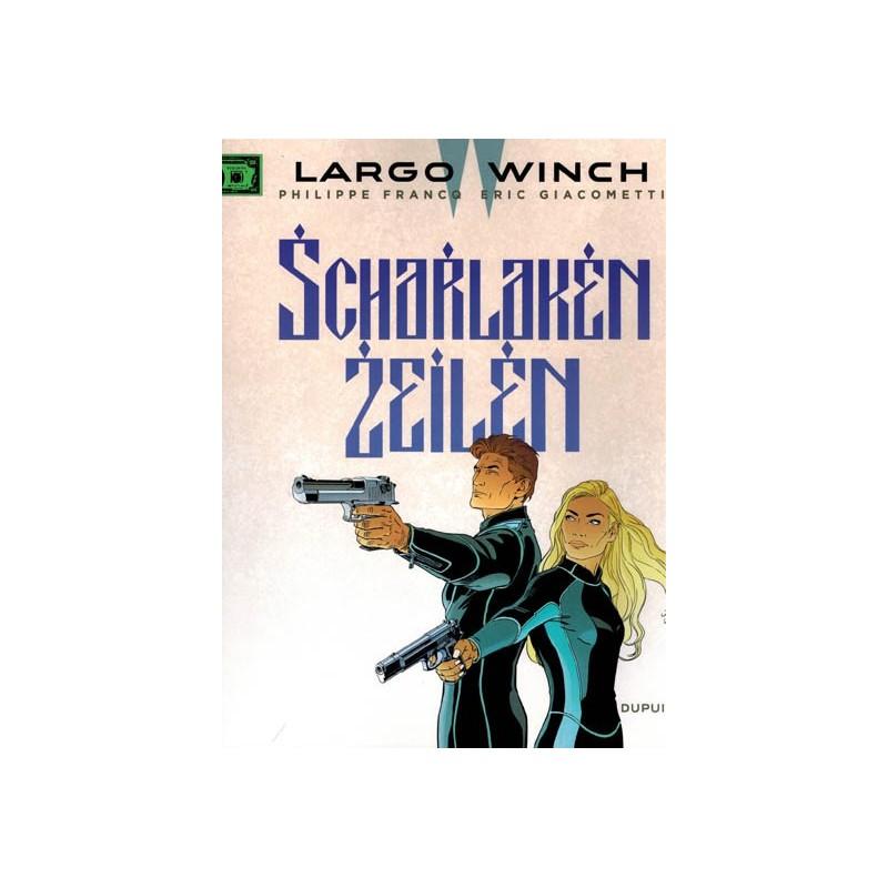 Largo Winch  22 Scharlaken zeilen