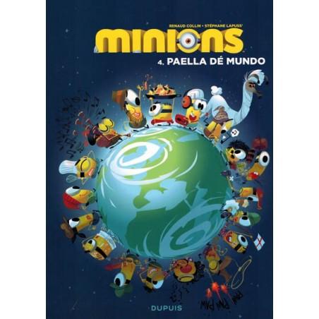Minions 04 Paella de mundo