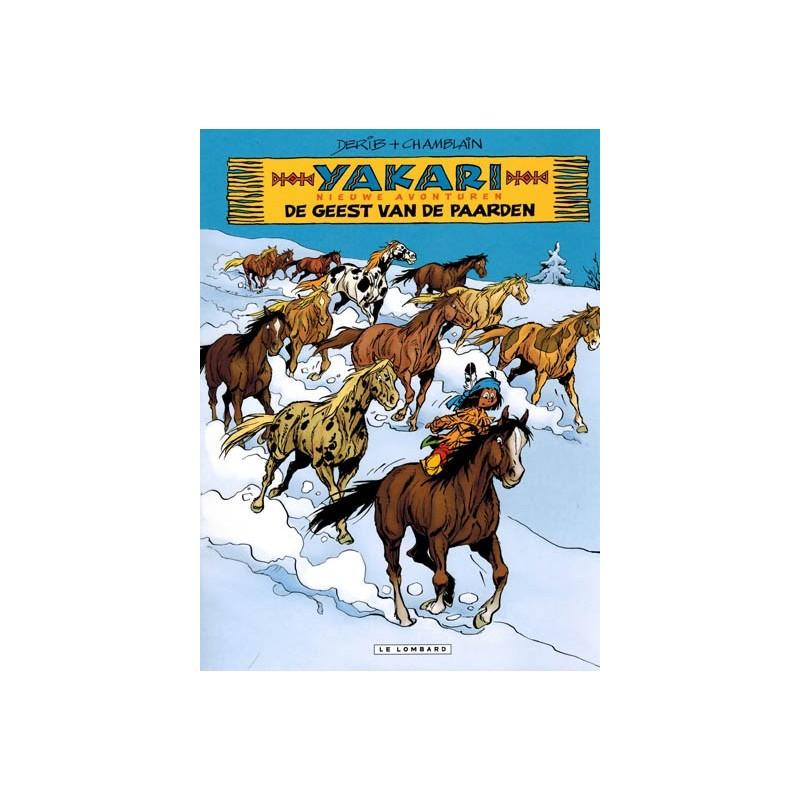 Yakari  Nieuwe avonturen 02 De geest van de paarden