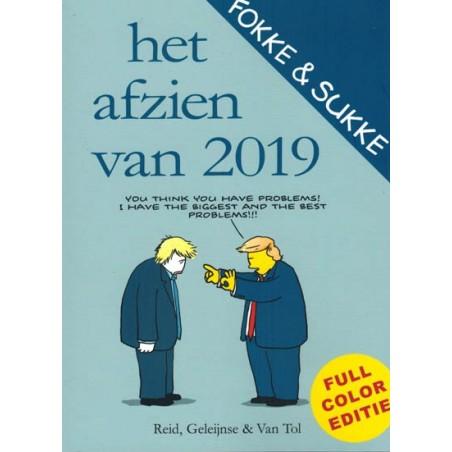 Fokke & Sukke Het afzien van 2019