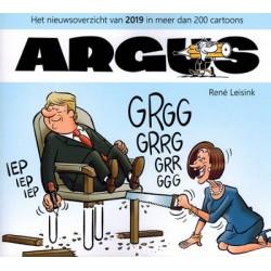 Argus 2019 Het nieuwsoverzicht in meer dan 200 cartoons
