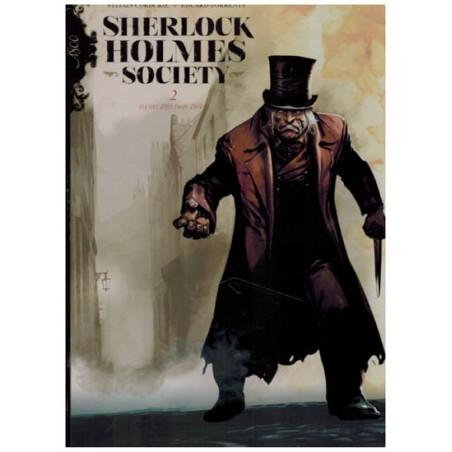 Sherlock Holmes Society HC 02 Zwart zijn hun zielen (Collectie 1800)