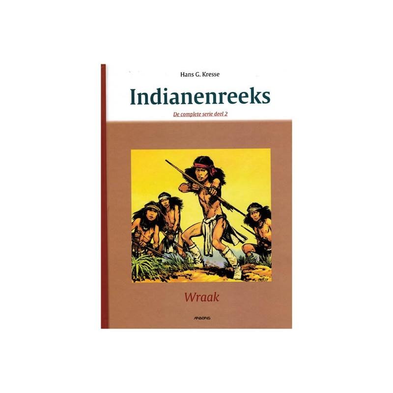 Indianenreeks  integraal HC 02 Wraak