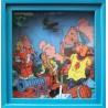 Suske & Wiske  beeldje SW300 Shadowbox Schat van Beersel