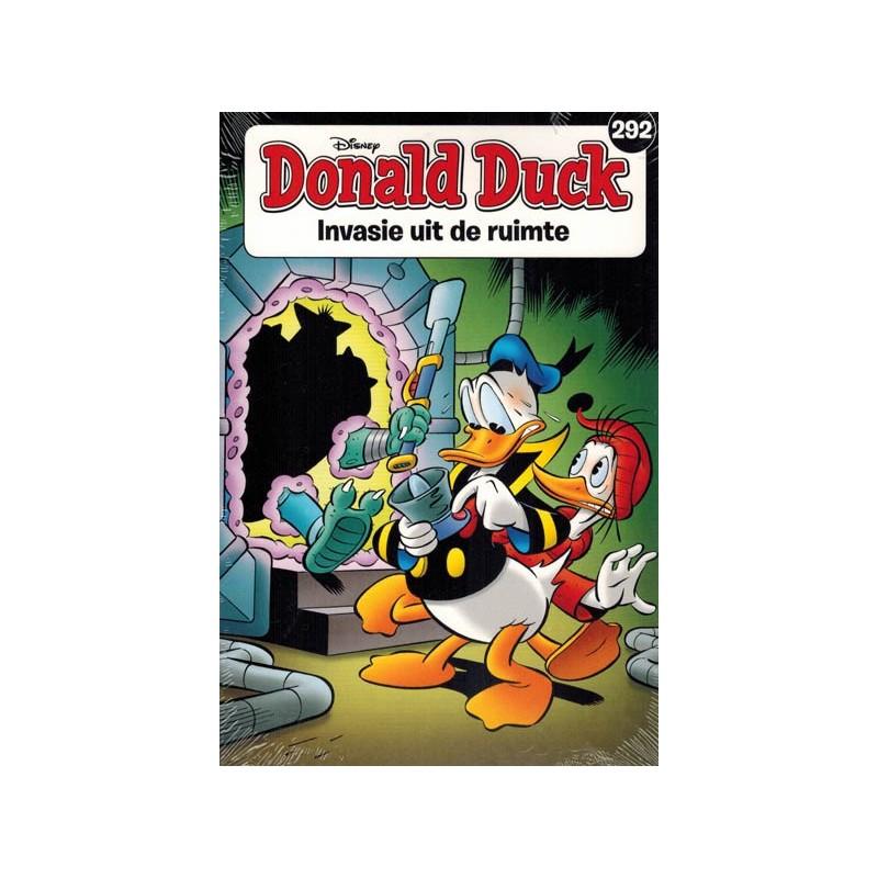 Donald Duck  pocket 292 Invasie uit de ruimte