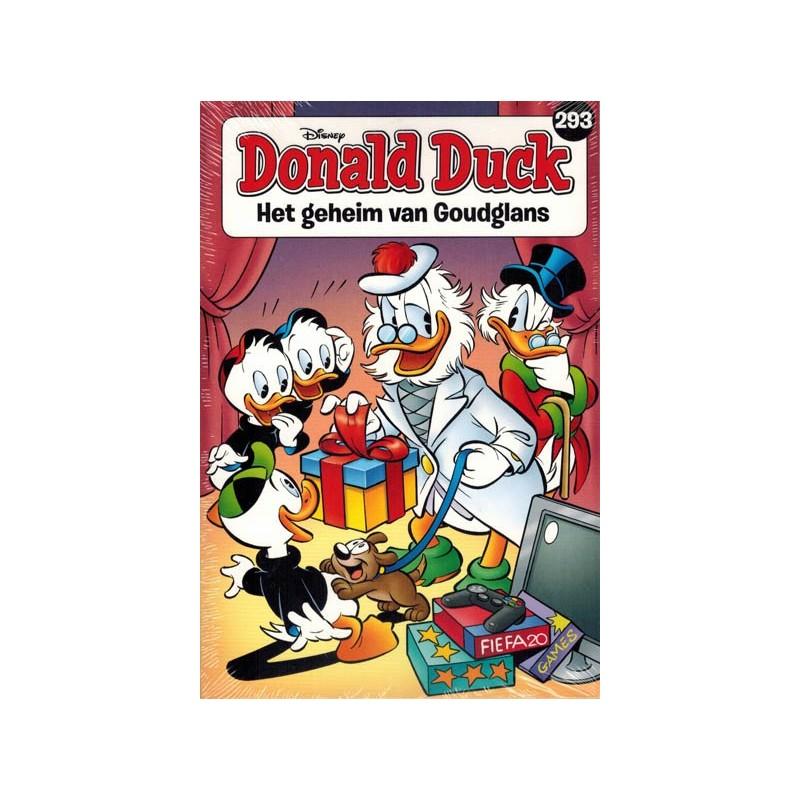 Donald Duck  pocket 293 Het geheim van Goudglans