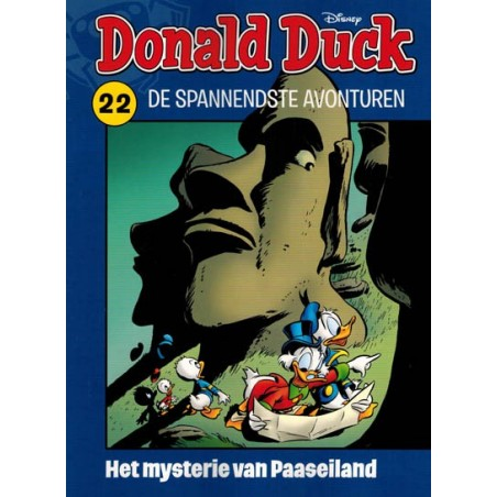 Donald Duck  Spannendste avonturen 22 Het mysterie van Paaseiland