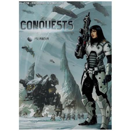 Conquests 01 Islandia