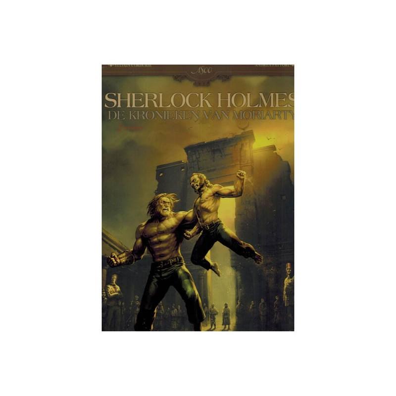 Sherlock Holmes D10 HC De kronieken van Moriarty 2 Vervulling (Collectie 1800)