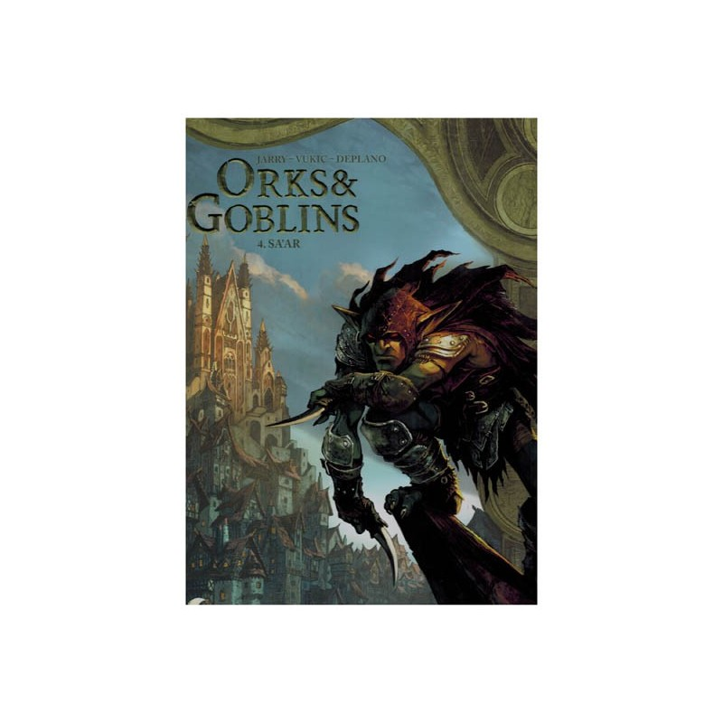 Orks & goblins 04 Sa'ar