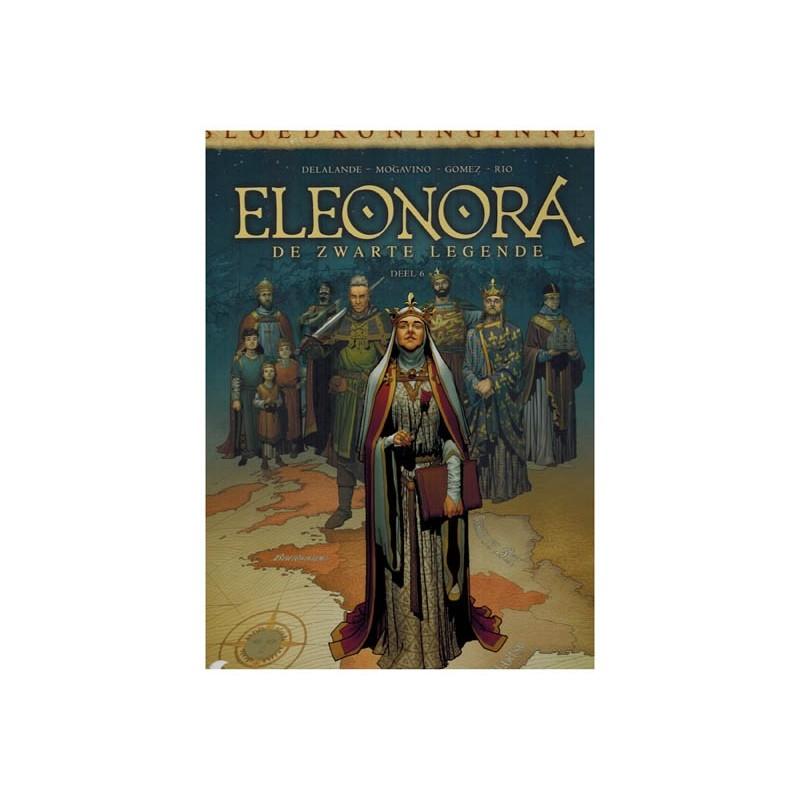 Bloedkoninginnen 1.6 Eleonora De zwarte legende deel 6