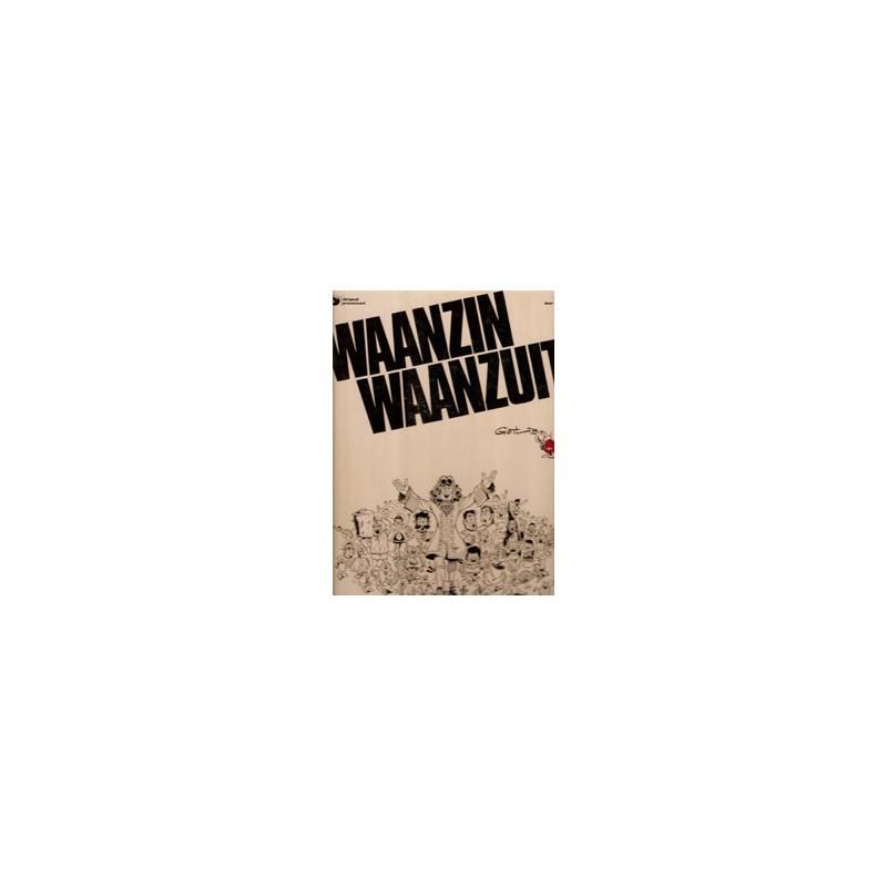 Waanzin Waanzuit set deel 1 t/m 5 1e drukken 1981-1985