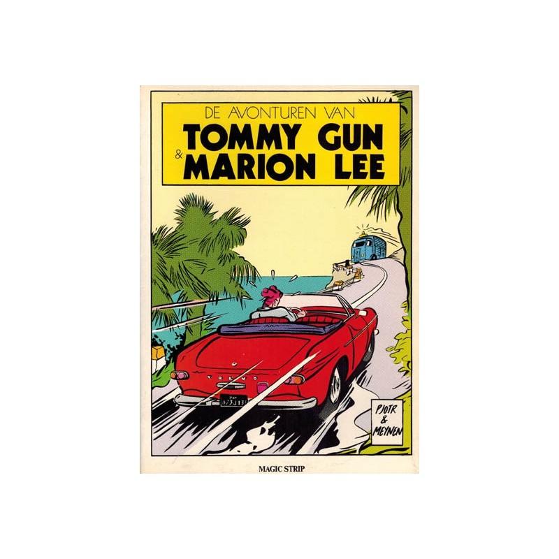 Tommy Gun & Marion Lee 01 1e druk 1983