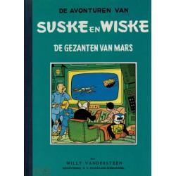 Suske & Wiske Blauwe reeks bibliofiel HC De gezanten van Mars 1984