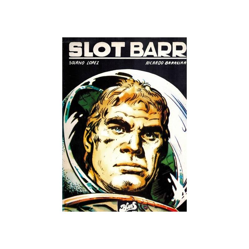 Slot Barr 01 1e druk 1984