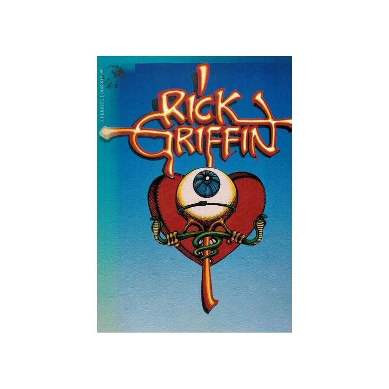 Rick Griffin artbook Engelstalig 1980