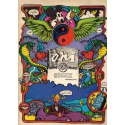 OM Home made comix 10 Nederlandse editie 1e druk 1970