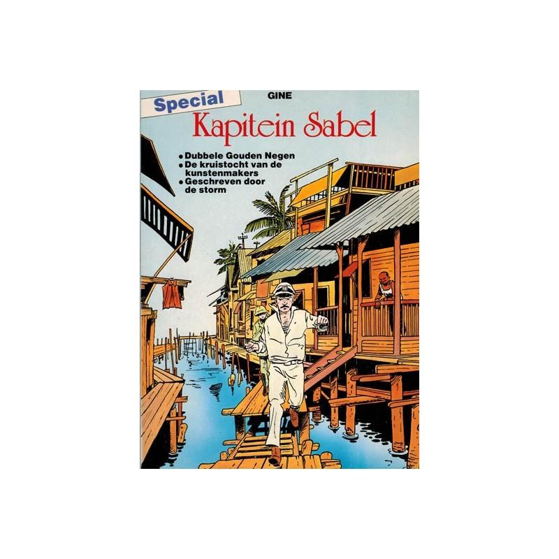 Kapitein Sabel special 01 1988