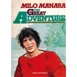 HP and Giuseppe Bergman The great adventure Engelstalig 1988