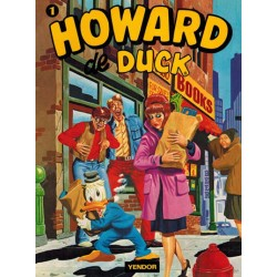 Howard de Duck 01 1e druk 1981