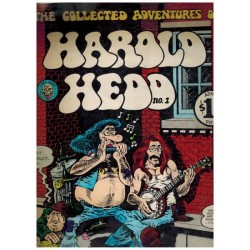 Harold Hedd 01% The collected adventures 1973