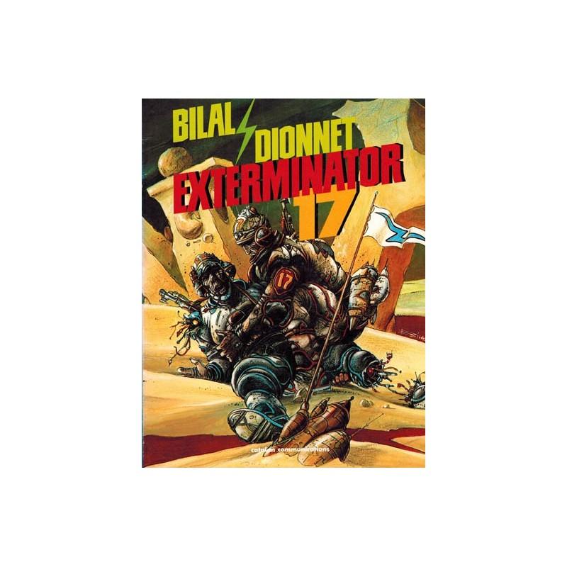 Exterminator 17 Engelstalig 1986