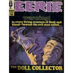 Eerie 015% 1e druk 1968