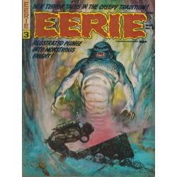 Eerie 003 (Frazetta cover) 1e druk 1966