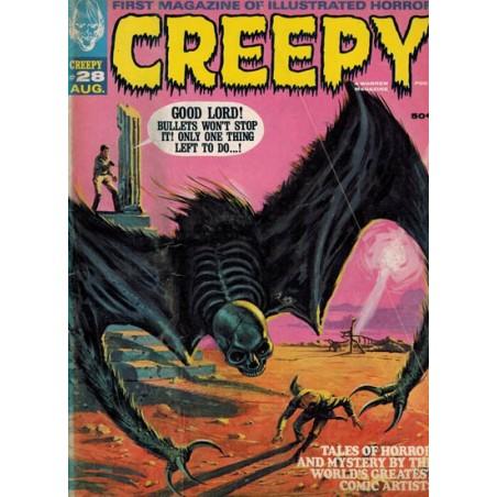 Creepy 028 1e druk 1969